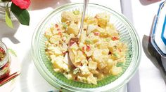 Bragging rights for this flavor-packed, perfectly balanced favorite go to Blair Hobbs of Oxford, Mississippi.Recipe: Shout Hallelujah Potato Salad