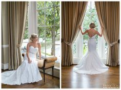 River Oaks Country Club Bridals / Kasey Lynn Photography
