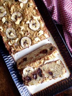 Paleo Banana Bread from The Happy Hungry Yogi