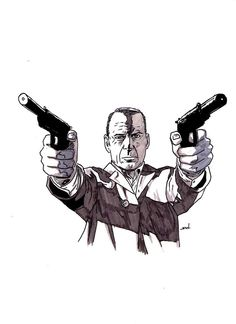 Bruce - Lucky number slevin