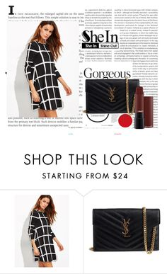 """""""Untitled #92"""" by azrabecirovic ❤ liked on Polyvore featuring Oris and Yves Saint Laurent"""
