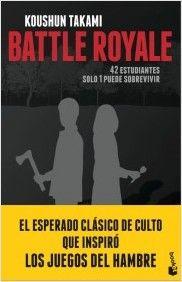 Battle Royale | Planeta de Libros