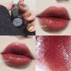 Mac lipstick lipstick spice it up on - . - Mac lipstick lipstick spice it up – - Asian Makeup, Korean Makeup, Korean Skincare, Makeup Goals, Makeup Inspo, Beauty Make-up, Beauty Hacks, Makeup Swatches, Cute Makeup