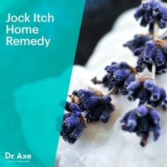 Jock itch home remedy - Dr. Axe http://www.draxe.com #health #holistic #natural