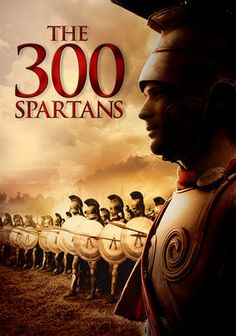 The 300 Spartans (1962)    A tiny cadre of Greek warriors from Sparta defend a mountain pass at Thermopylae against the overwhelming invasion of a vicious Persian Army.