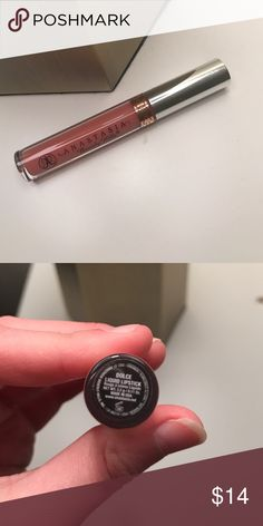 Anastasia Beverly Hills - Dolce Swatched once Anastasia Beverly Hills Makeup Lipstick