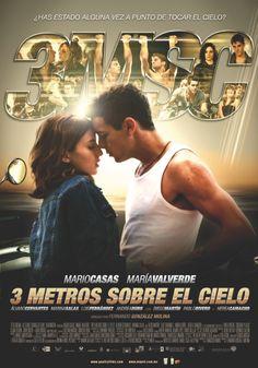 3 metros sobre el cielo: taquillera película española con mucha adrenalina, velocidad y hormonas desbordadas!