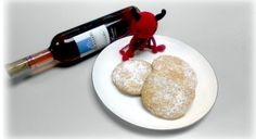 Colegiata Rosado con Pastas de Juan | Vinos y postres - Maridajes sugerentes
