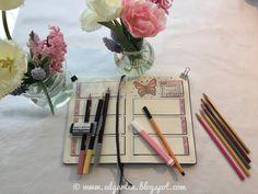 Edgarten - Gartenblog: 📘  Bullet Journal - Mai mit Schmetterlingen - Tag 47 Bullet Journal, Mai, Homeschooling, Homeschool