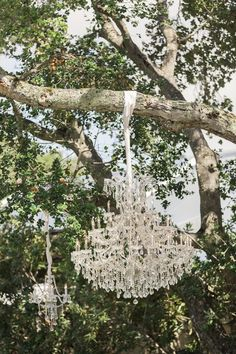 Chandelier - Rustic Elegance at Holman Ranch by Amy Byrd Weddings (Wedding Planner) + Carlie Statsky (Photography)