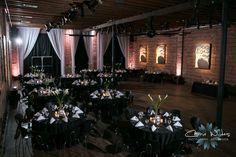 Black, white and lilac Nova 535 Wedding Details