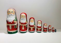 Excited to share this item from my shop: Vintage santa Russian dolls, Christmas Matryoshka Dolls, Santa stacking dolls Cool Minecraft Houses, Minecraft Skins, Minecraft Buildings, Matryoshka Doll, Kokeshi Dolls, Vintage Santas, Vintage Christmas, Hama Beads Minecraft, Perler Beads