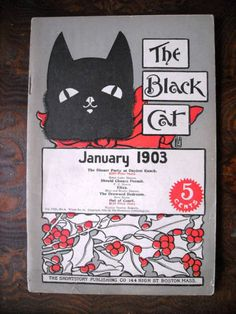 BLACK CAT PULP MAGAZINE,1-1903,#88,VIRGINIA YEAMAN Five stories. There are 76…
