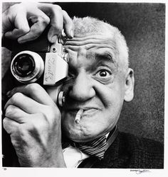 Self Portrait  WeeGee The Famous