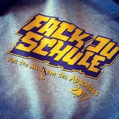 Jetzt Gratis-Katalog und 10% Rabatt sichern: www.shirts-n-druck.de #chaosgang #abschluss2017 #abschlussfahrt #ak17 #ak2017 #abschlussshirt #abschlussshirts #abschlusspulli #fackjuschule #shirtsndruck