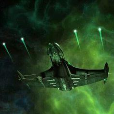 Romulan Warbird Class