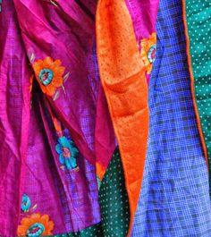 Pretty colours for a mehndi palette