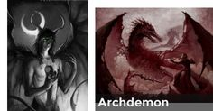 Archdemon | What Kind of Demon is Inside You?