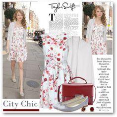 City Chic:  Taylor Swift