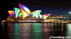 Vivid Sydney Festival of Lights: http://www.ytravelblog.com/things-to-do-in-sydney-2/