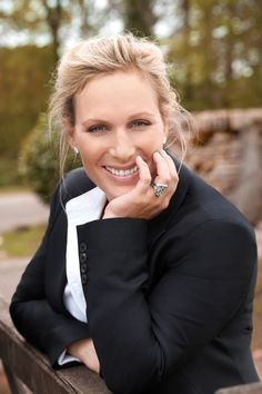 Zara Phillips designs bespoke jewellery collection for Calleija | Town & Country Magazine UK