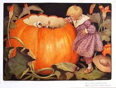 Jessie Willcox Smith pumpkin - Google 検索