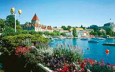 This pretty, hilly Swiss city on the shores of Lake Geneva has a rich medieval   history combined with a young and buzzy arts scene.