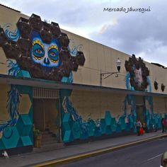 Mercado Jáuregui (Xalapa,Veracruz,México) // Jauregui Market (Xalapa city,Veracruz State,Mexico)