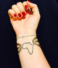 Africa Tattoo <3