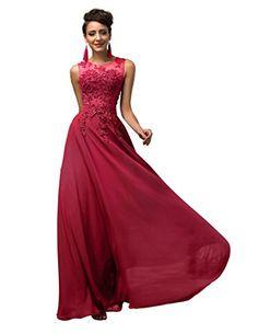 Women Prom Chiffon Long Evening Dress Red Size 6 YF7555-5... https://www.amazon.co.uk/dp/B01MCYZK17/ref=cm_sw_r_pi_dp_x_cjL7ybG30A80J