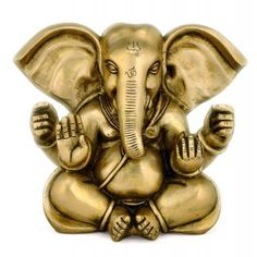 Lord Ganesh  Material  :  Brass