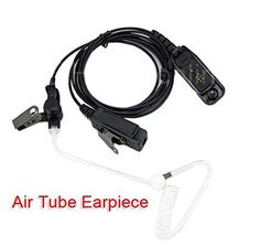 EmBest Covert Acoustic Tube Earpiece Headset Mic Compatible For Motorola Xpr6500 Xpr6550 Xirp8268 Dp3601 Dgp6150 Apx7000 >>> See this great product.Note:It is affiliate link to Amazon.