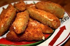 Deep South Dish: Fried Jalapeno Poppers