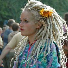 Beautiful blond dreads!!!