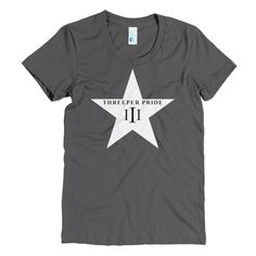 Threeper Star Women's T-Shirt