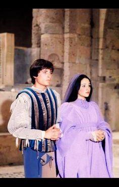 Ромео и Джульетта Romeo and Juliet, 1968 Olivia Hussey and Leonard Whiting