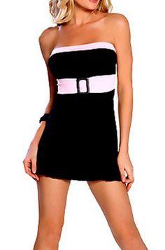 Tube Club Dress, $12.70