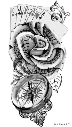 Tattoos Discover Pin by Chris Loom on Tattoo vorlagen Skull Thigh Tattoos Forarm Tattoos Full Arm Tattoos Forearm Sleeve Tattoos Dope Tattoos Tattoos For Guys Tattoos Girl Tattoos Body Tattoo Design Card Tattoo Designs, Half Sleeve Tattoos Designs, Tattoo Design Drawings, Small Tattoo Designs, Tattoo Designs Men, Tattoo Ideas, Half Sleeve Tattoos Drawings, Tattoo Sketches, Forarm Tattoos