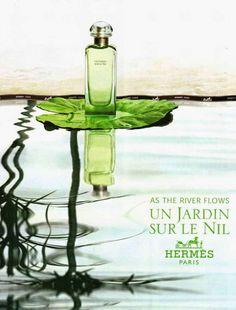 Hermès 'Un jardin sur le Nil'