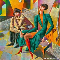 Georgy Kurasov was born in St. Petersburg, Russia in 1958. At the age of twelve he entered the prestigious St. Petersburg Art School for gifted children, an affiliate of the Russian Academy of Fine Arts. Georgy's acceptance was an enormous compliment to his talents.