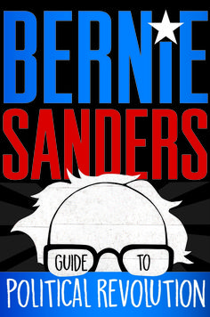 """Sen. Bernie Sanders is not working on a fancy memoir, or a book to launch a new political campaign at the moment. The former presidential hopeful, Vermont independent and self-described socialist is in the middle of penning """"The Bernie Sanders Guide to Political Revolution."""" It is meant for a teenage audience."""