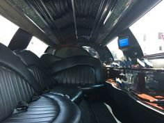 Limo: 2007 Black 120-inch Lincoln Town Car Limo for Sale #1050  Stock Number: 1050 Price: $23995.00 Year: 2007 Make: Lincoln Model: Town Car Builder: Executive Mileage: 100000 Doors: 4 Lease Option: Please call 310-762-1710 for lease to own options!  Features: marine black vinyl top, black exterior paint, chrome lincoln wheels, rear air suspension, stainless steel mirrored ceiling, icon series, dual flat screen tvs, rear wheel drive, 4.6 liter v-8 engine, charcoal black interior, wood floor…