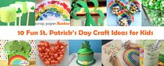 10 Fun St. Patrick's Day Craft Ideas for Kids