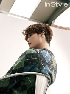Lee Jong Suk   InStyle Lee Jong Suk Cute, Lee Jung Suk, Asian Actors, Korean Actors, Frank Lee, Young Male Model, Doctor Stranger, Yongin, Closer To The Sun
