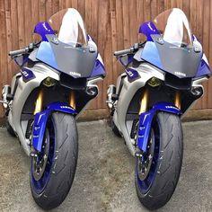 #YamahaYZFR1 #MotoGP Honda Motor Company, #Motorcycle #YamahaCorporation Yamaha YZF-R6, Sport bike, Wheel - Follow #extremegentleman for more pics like this!