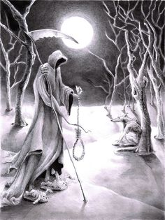 grim reaper | Tumblr