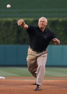Baseball great Nolan Ryan could probably come out of retirement now and have a 10- win season.