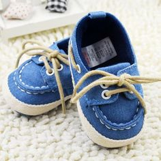 Summer Boat Shoes Soft and Comfortable Baby & Toddler Clothing!