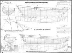 American schooner, rapport sur la construction navale aux Etats-Unis
