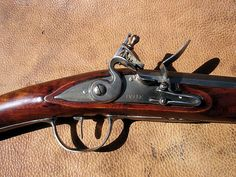 The Fusil Fin 1717 Pattern